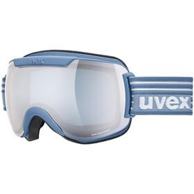 UVEX Downhill 2000 FM Beskyttelsesbriller, lagune mat/mirror silver